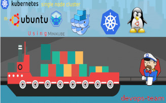How to Install Kubernetes with Minikube on Ubuntu 18.04 LTS